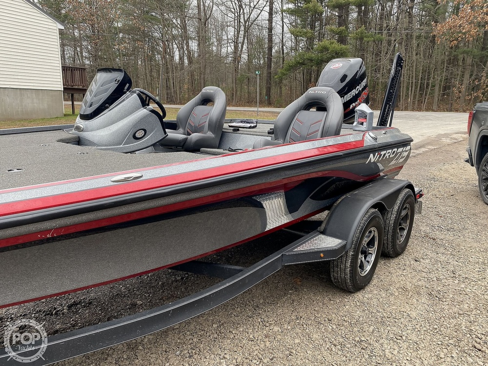 2017 Nitro boat for sale, model of the boat is Z19 & Image # 12 of 40