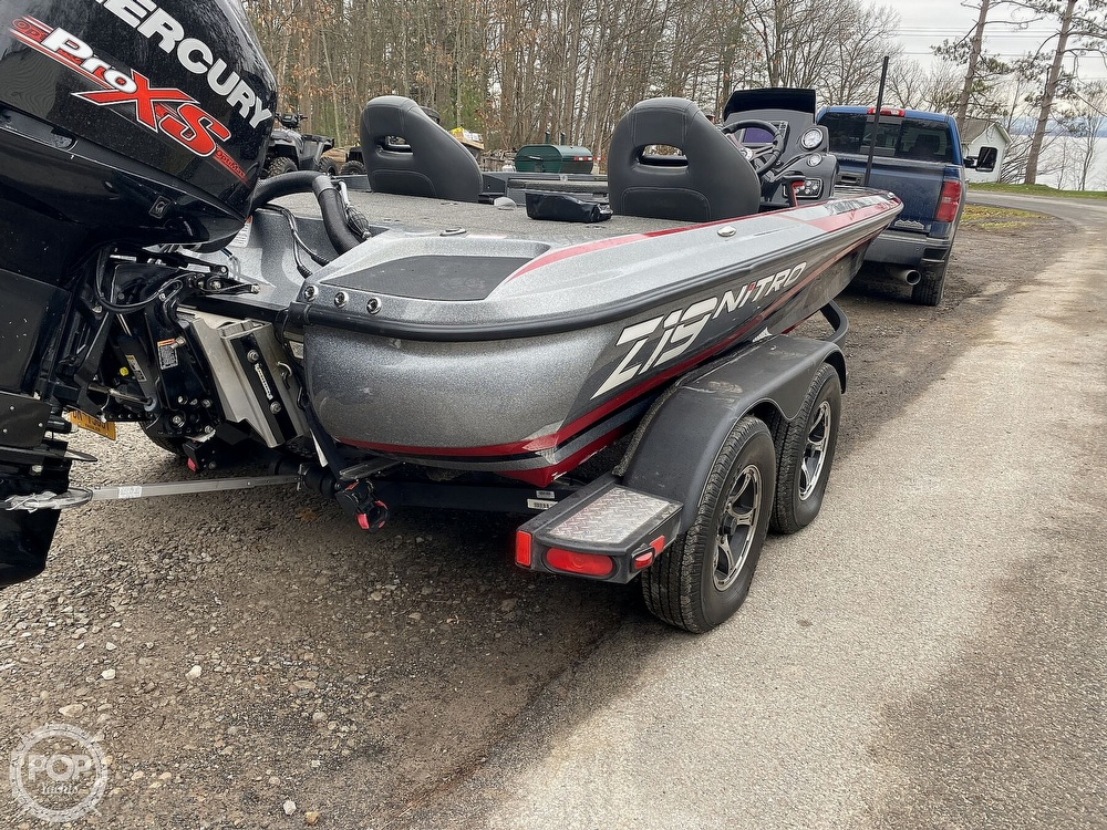 2017 Nitro boat for sale, model of the boat is Z19 & Image # 13 of 40