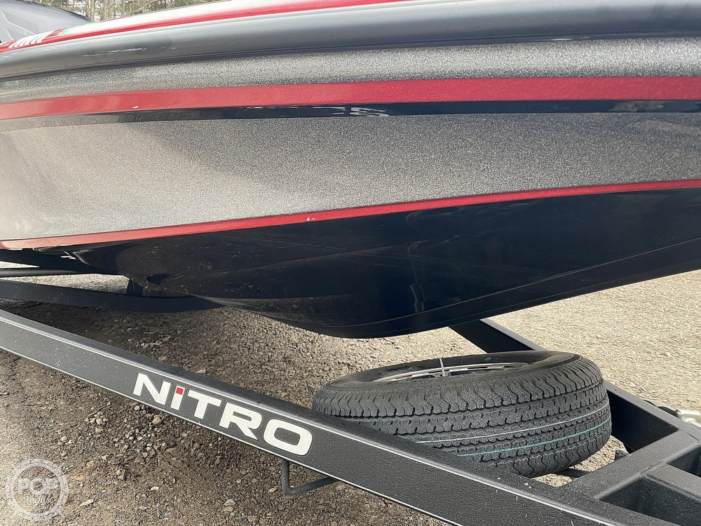 2017 Nitro boat for sale, model of the boat is Z19 & Image # 14 of 40