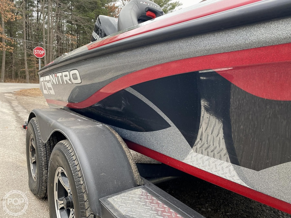 2017 Nitro boat for sale, model of the boat is Z19 & Image # 16 of 40