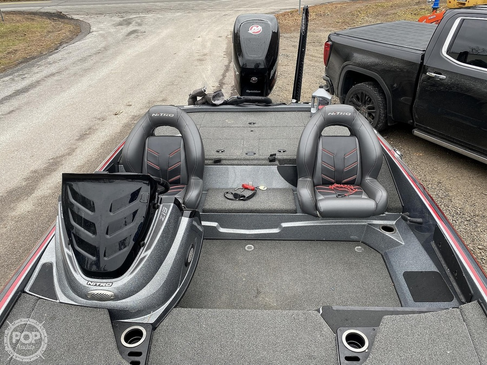 2017 Nitro boat for sale, model of the boat is Z19 & Image # 5 of 40