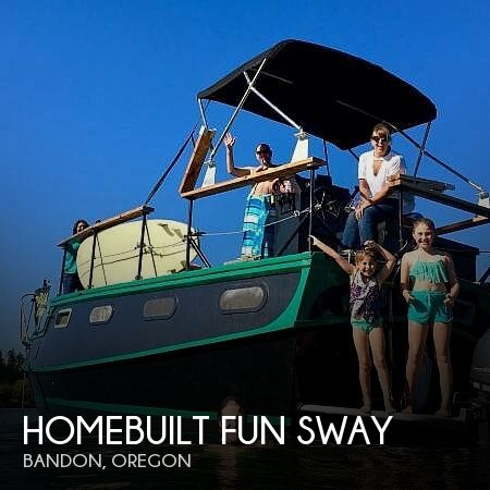 2003 Homebuilt boat for sale, model of the boat is Fun Sway & Image # 1 of 40