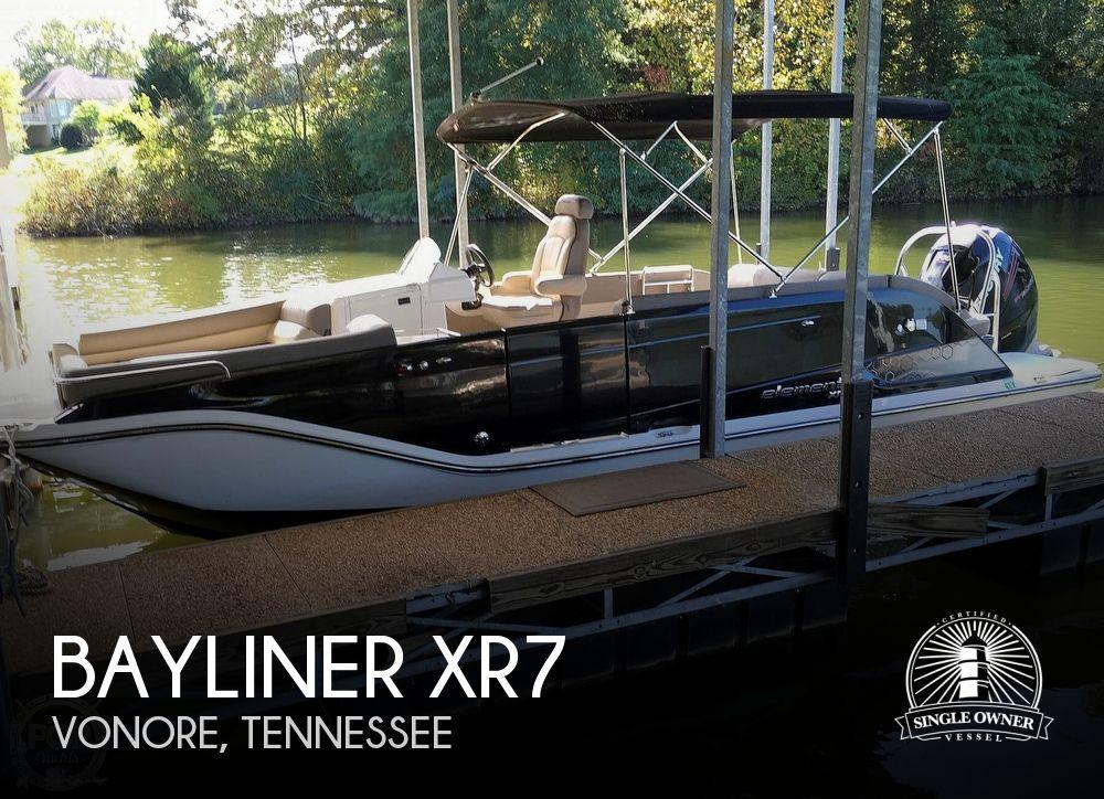 2016 Bayliner boat for sale, model of the boat is Element XR7 & Image # 1 of 40