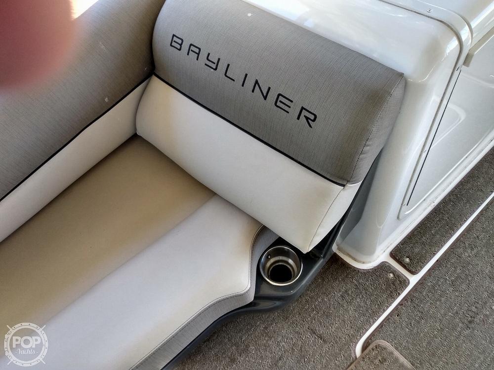2016 Bayliner boat for sale, model of the boat is Element XR7 & Image # 28 of 40