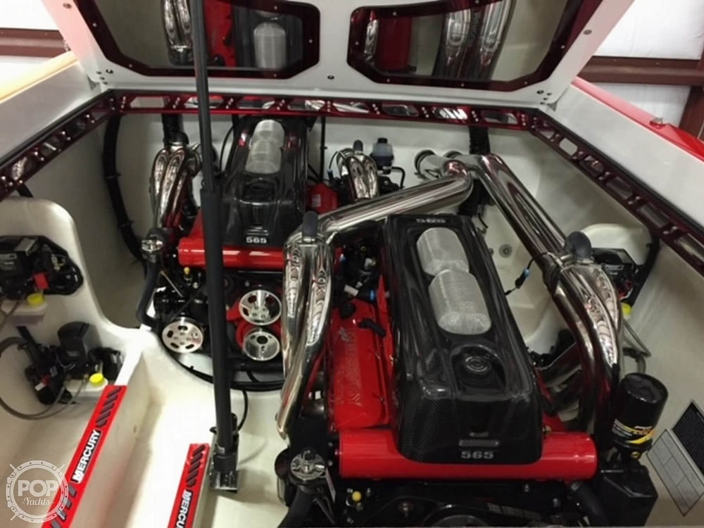 2014 Sunsation boat for sale, model of the boat is 36 SSR & Image # 11 of 40