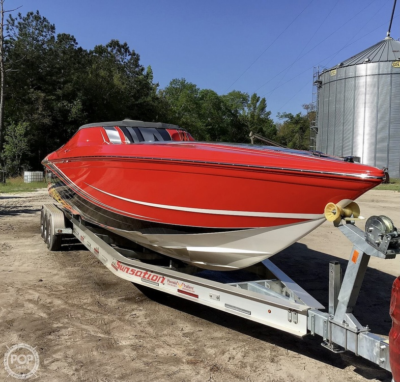 2014 Sunsation boat for sale, model of the boat is 36 SSR & Image # 16 of 40