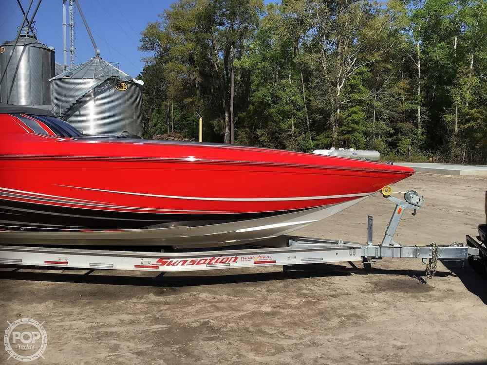 2014 Sunsation boat for sale, model of the boat is 36 SSR & Image # 24 of 40