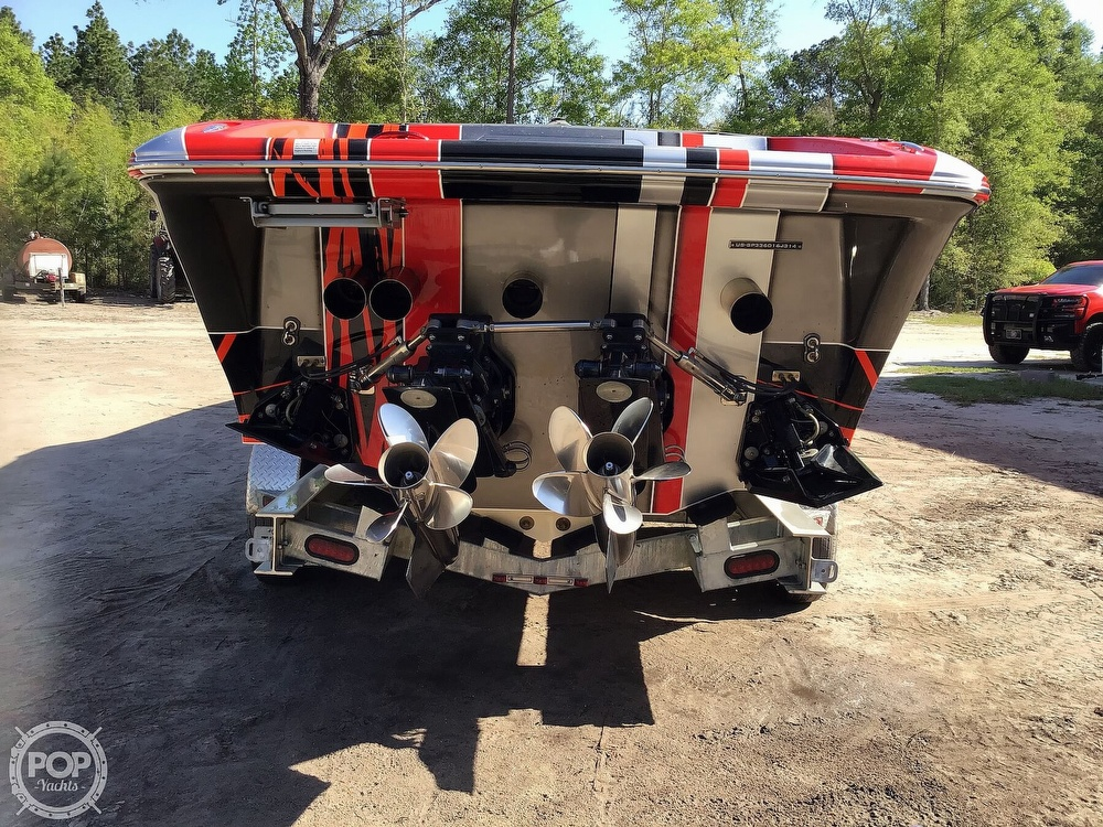 2014 Sunsation boat for sale, model of the boat is 36 SSR & Image # 33 of 40