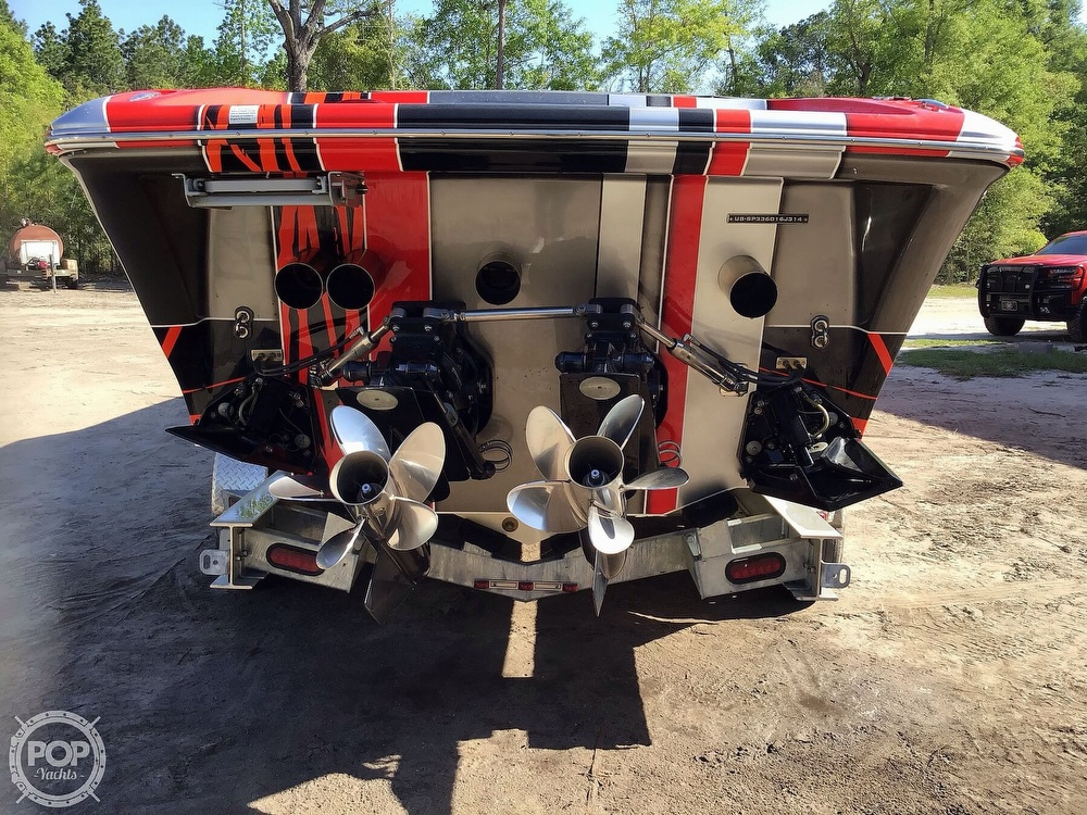 2014 Sunsation boat for sale, model of the boat is 36 SSR & Image # 34 of 40