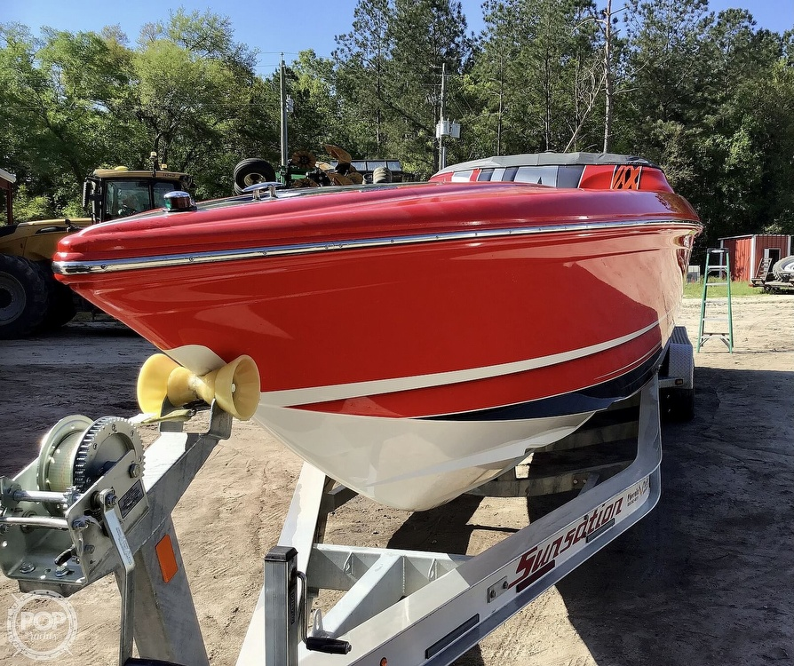 2014 Sunsation boat for sale, model of the boat is 36 SSR & Image # 38 of 40