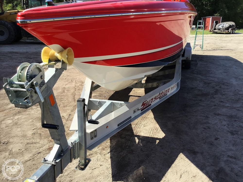 2014 Sunsation boat for sale, model of the boat is 36 SSR & Image # 39 of 40