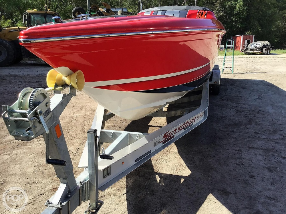 2014 Sunsation boat for sale, model of the boat is 36 SSR & Image # 40 of 40