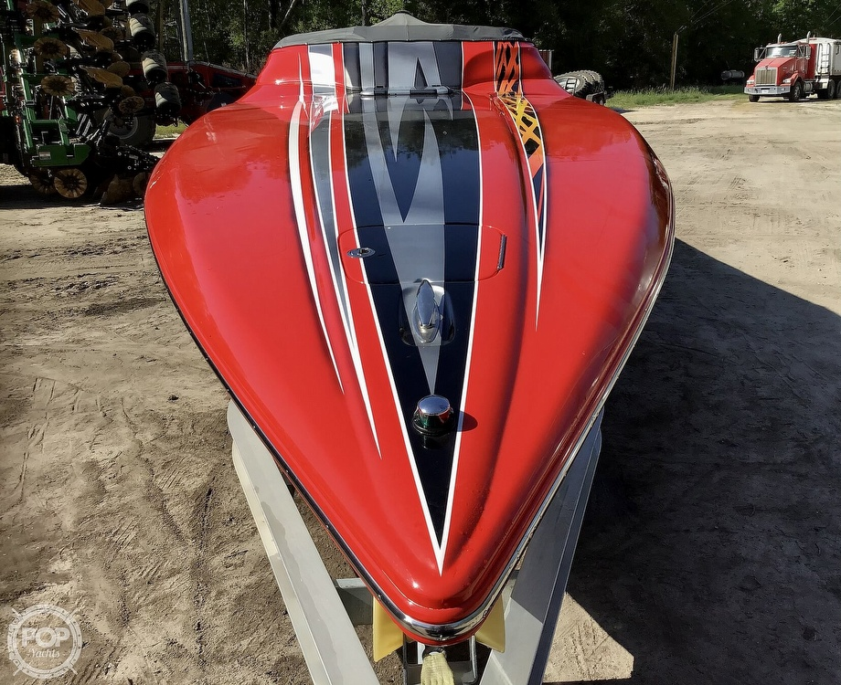 2014 Sunsation boat for sale, model of the boat is 36 SSR & Image # 4 of 40