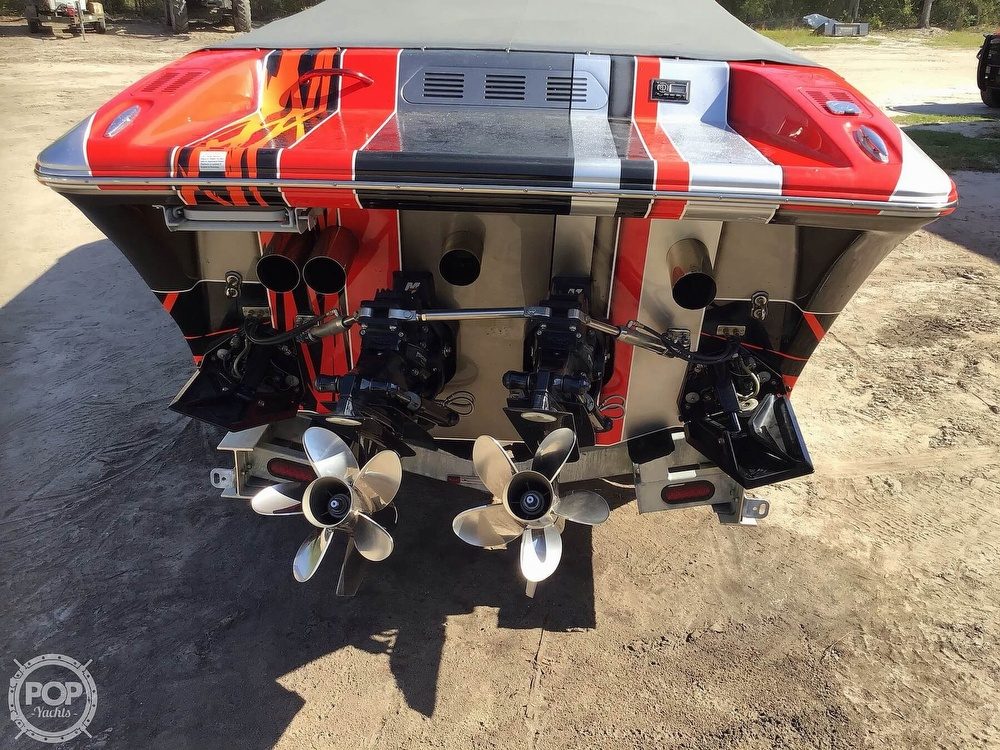 2014 Sunsation boat for sale, model of the boat is 36 SSR & Image # 8 of 40