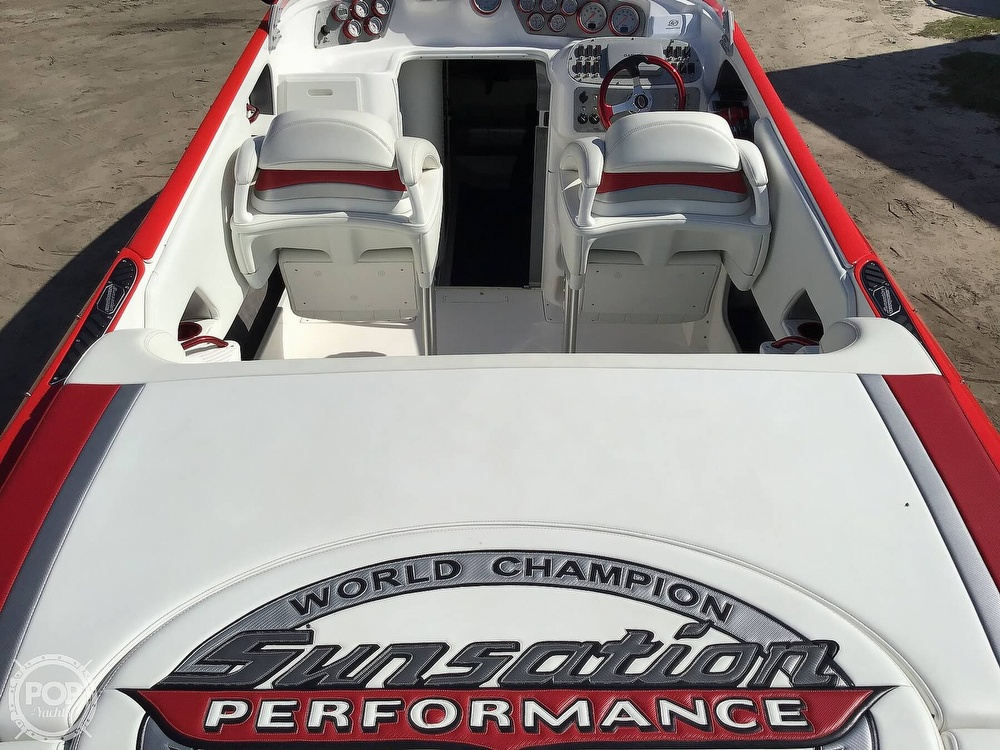 2014 Sunsation boat for sale, model of the boat is 36 SSR & Image # 10 of 40