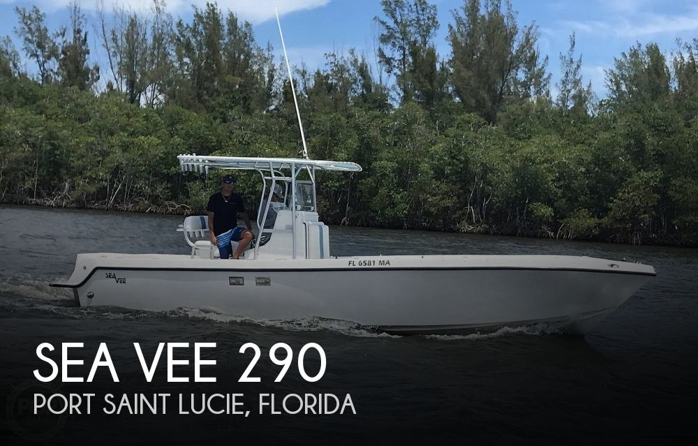 Used Sea Vee Boats For Sale by owner | 2000 Sea Vee 29