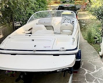 2008 Maxum boat for sale, model of the boat is 1800 SR3 & Image # 3 of 3