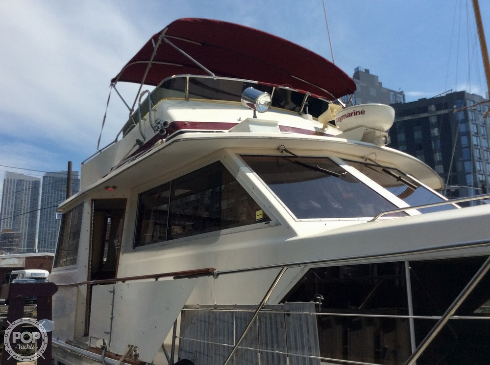 1978 Pacemaker boat for sale, model of the boat is 46 Motoryacht & Image # 3 of 40