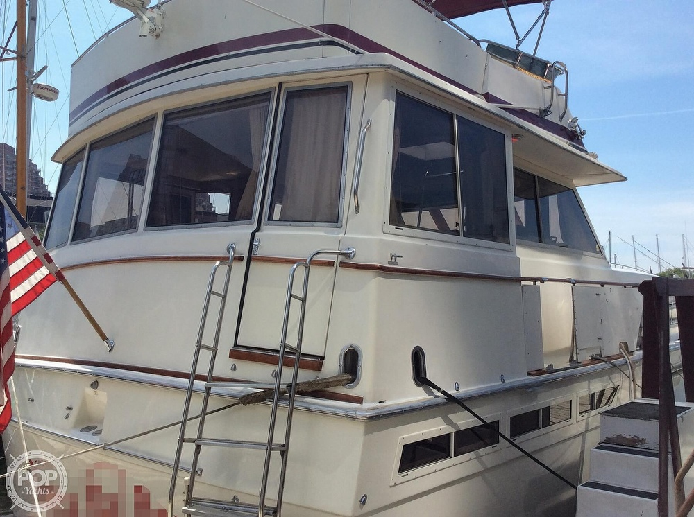 1978 Pacemaker boat for sale, model of the boat is 46 Motoryacht & Image # 24 of 40