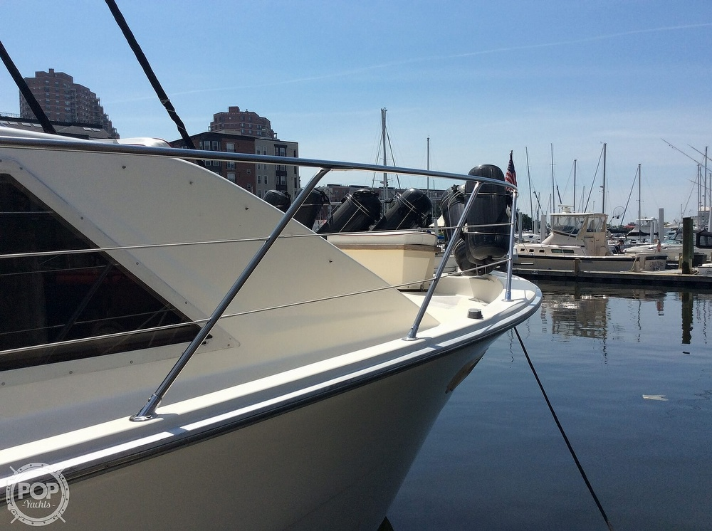 1978 Pacemaker boat for sale, model of the boat is 46 Motoryacht & Image # 25 of 40