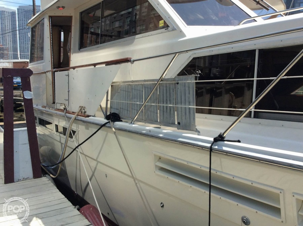 1978 Pacemaker boat for sale, model of the boat is 46 Motoryacht & Image # 27 of 40