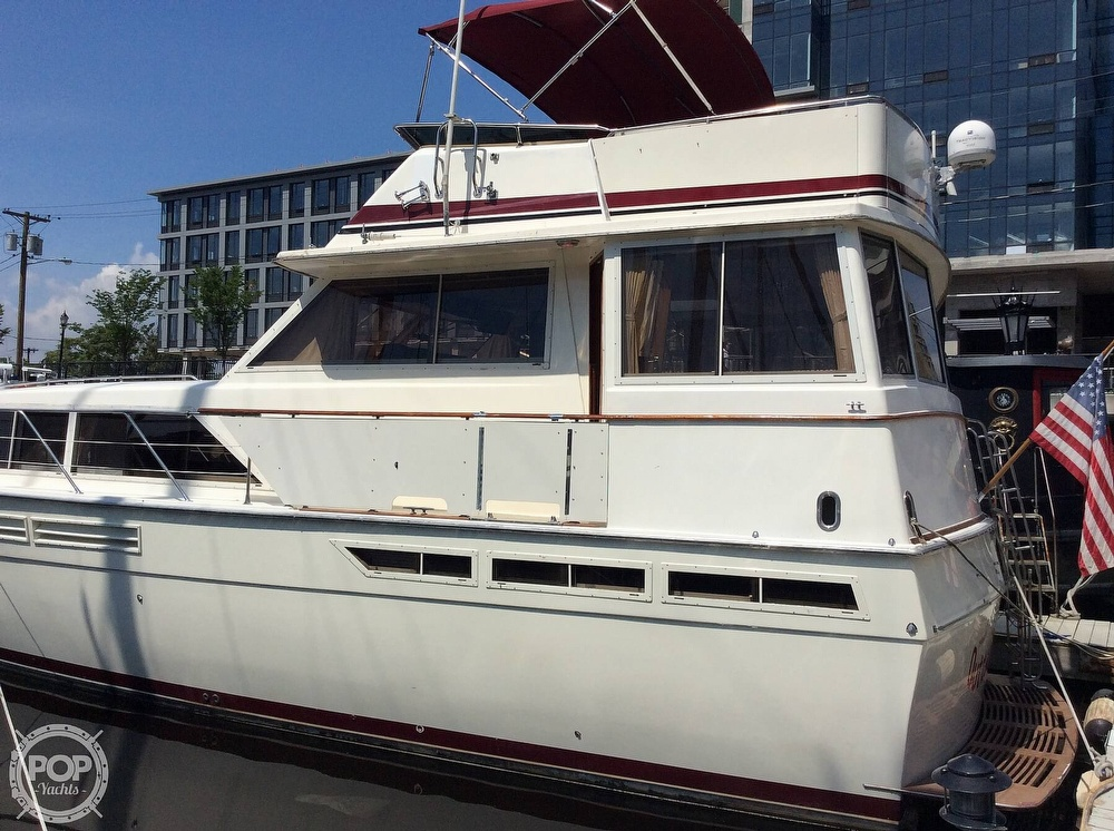 1978 Pacemaker boat for sale, model of the boat is 46 Motoryacht & Image # 28 of 40