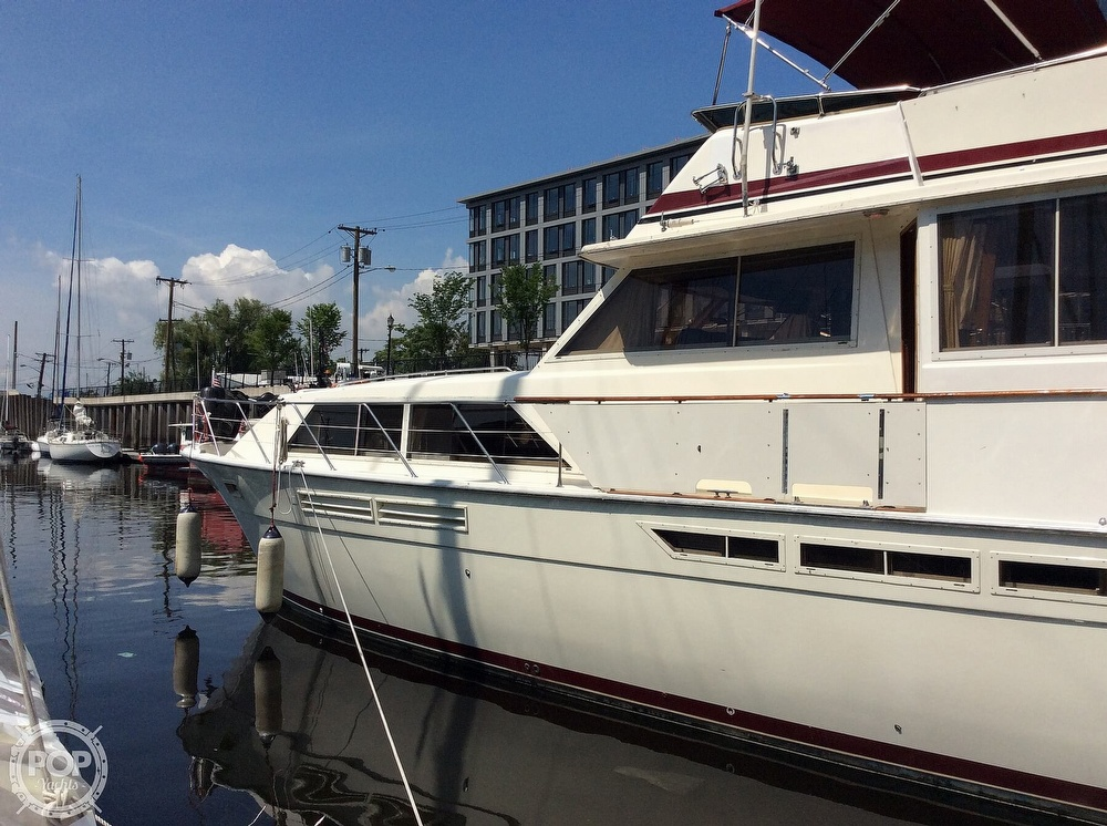 1978 Pacemaker boat for sale, model of the boat is 46 Motoryacht & Image # 29 of 40