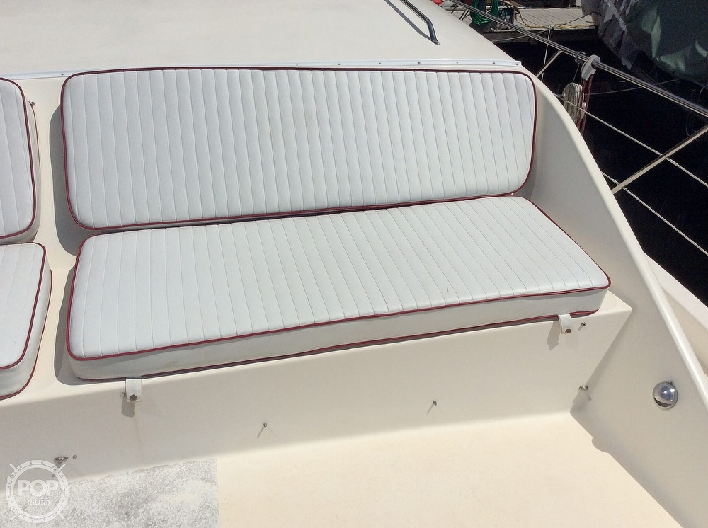 1978 Pacemaker boat for sale, model of the boat is 46 Motoryacht & Image # 34 of 40