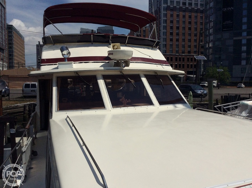 1978 Pacemaker boat for sale, model of the boat is 46 Motoryacht & Image # 40 of 40