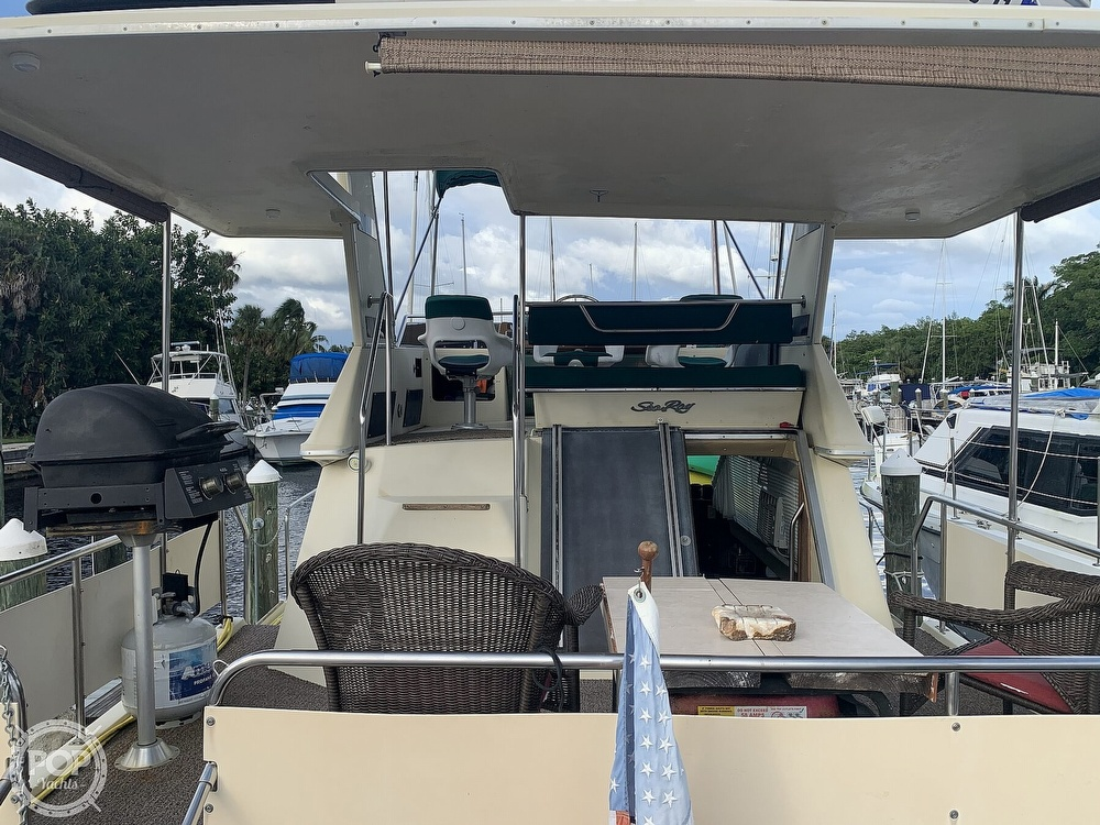 1983 Sea Ray boat for sale, model of the boat is 355 Aft Cabin & Image # 2 of 40