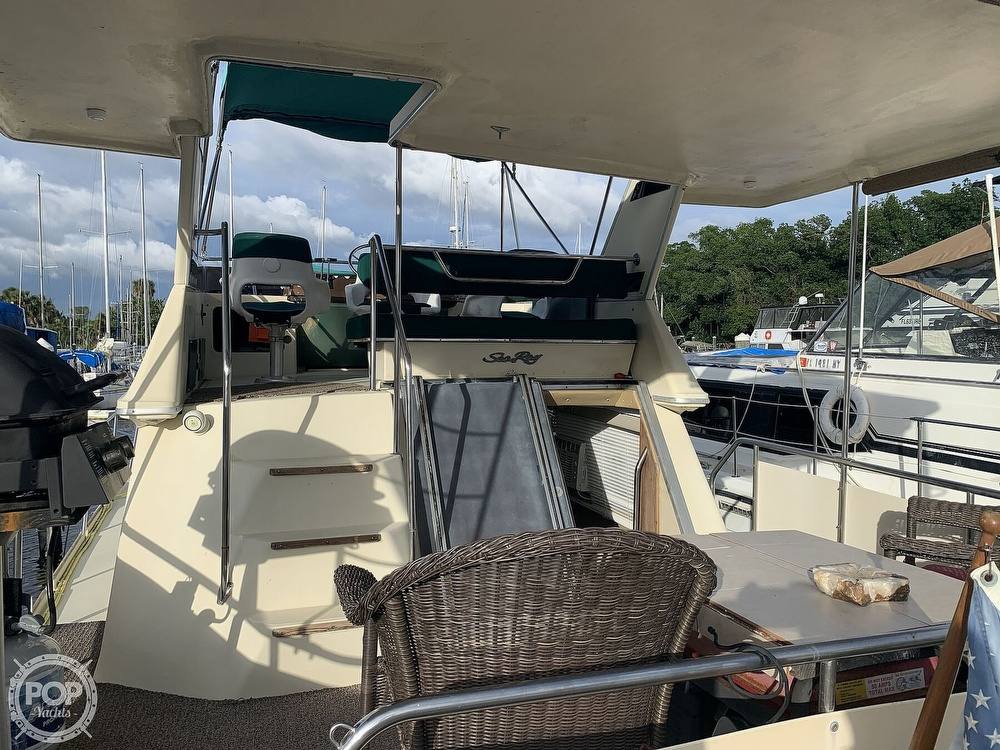 1983 Sea Ray boat for sale, model of the boat is 355 Aft Cabin & Image # 18 of 40