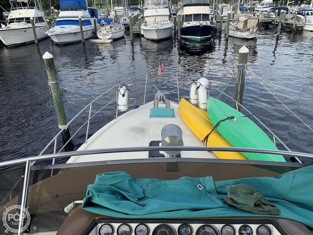 1983 Sea Ray boat for sale, model of the boat is 355 Aft Cabin & Image # 27 of 40