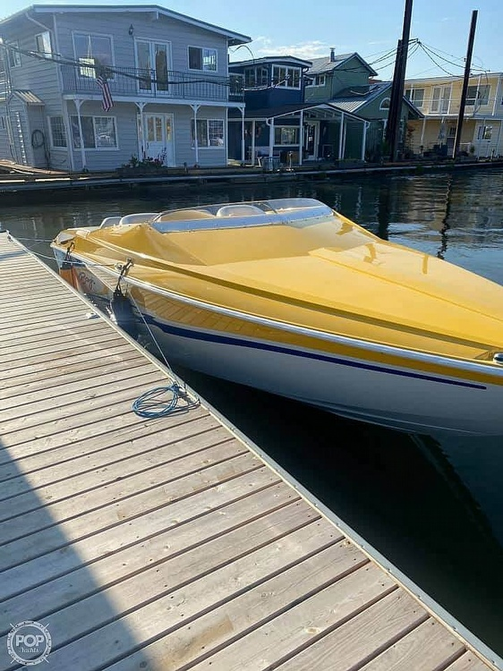 2005 Baja boat for sale, model of the boat is Outlaw & Image # 29 of 40