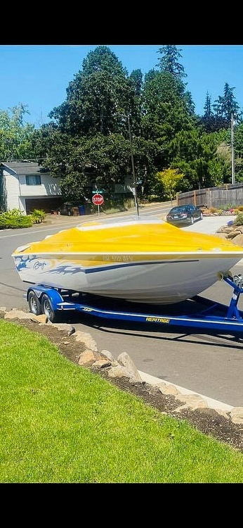 2005 Baja boat for sale, model of the boat is Outlaw & Image # 10 of 40