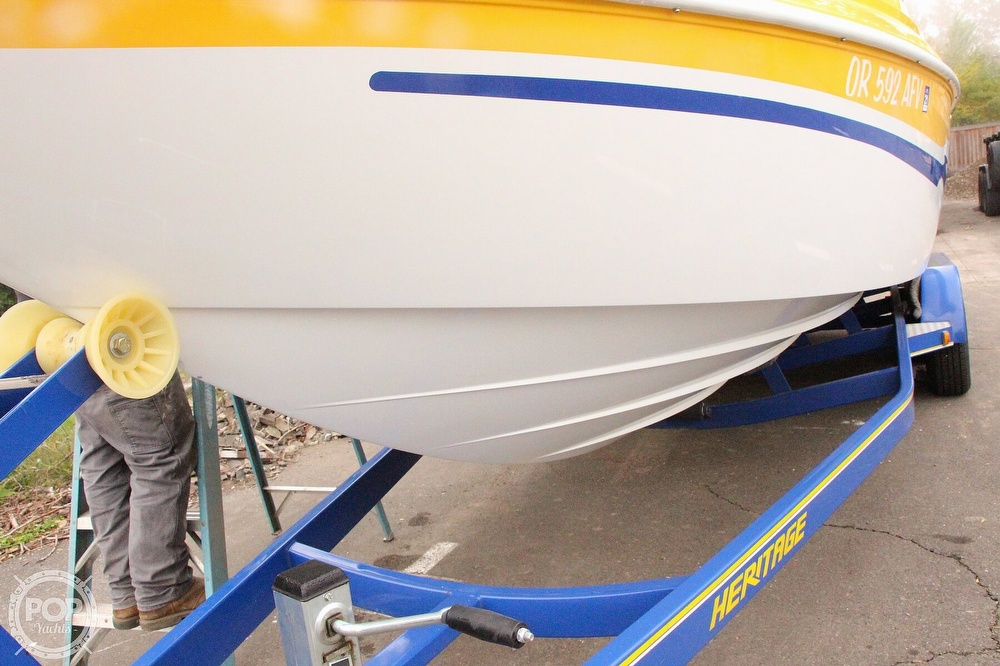 2005 Baja boat for sale, model of the boat is 25 Outlaw & Image # 35 of 40