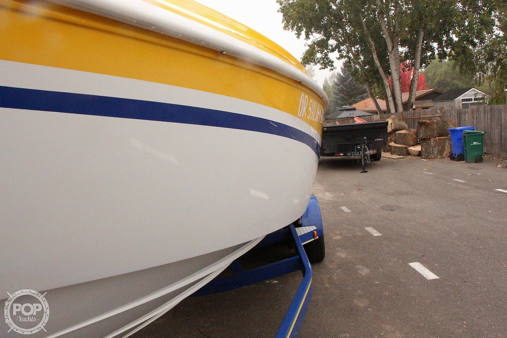 2005 Baja boat for sale, model of the boat is 25 Outlaw & Image # 36 of 40