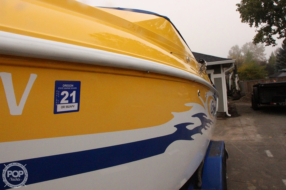 2005 Baja boat for sale, model of the boat is 25 Outlaw & Image # 37 of 40