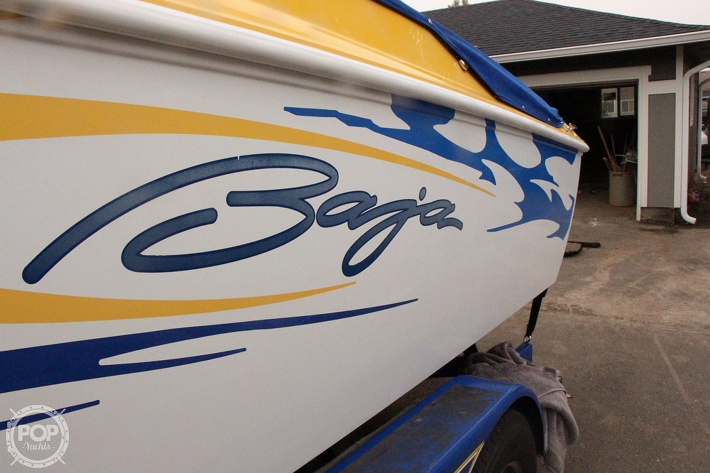 2005 Baja boat for sale, model of the boat is 25 Outlaw & Image # 40 of 40