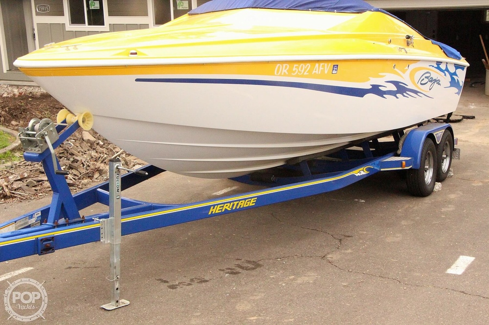 2005 Baja boat for sale, model of the boat is Outlaw & Image # 2 of 40