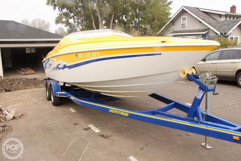 2005 Baja boat for sale, model of the boat is Outlaw & Image # 5 of 40