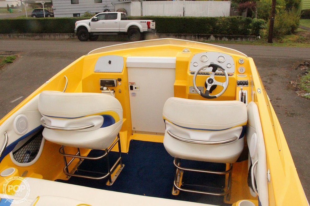 2005 Baja boat for sale, model of the boat is Outlaw & Image # 6 of 40