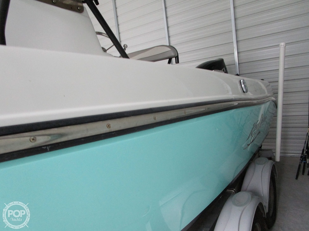 2018 Key Largo boat for sale, model of the boat is 210 & Image # 12 of 41