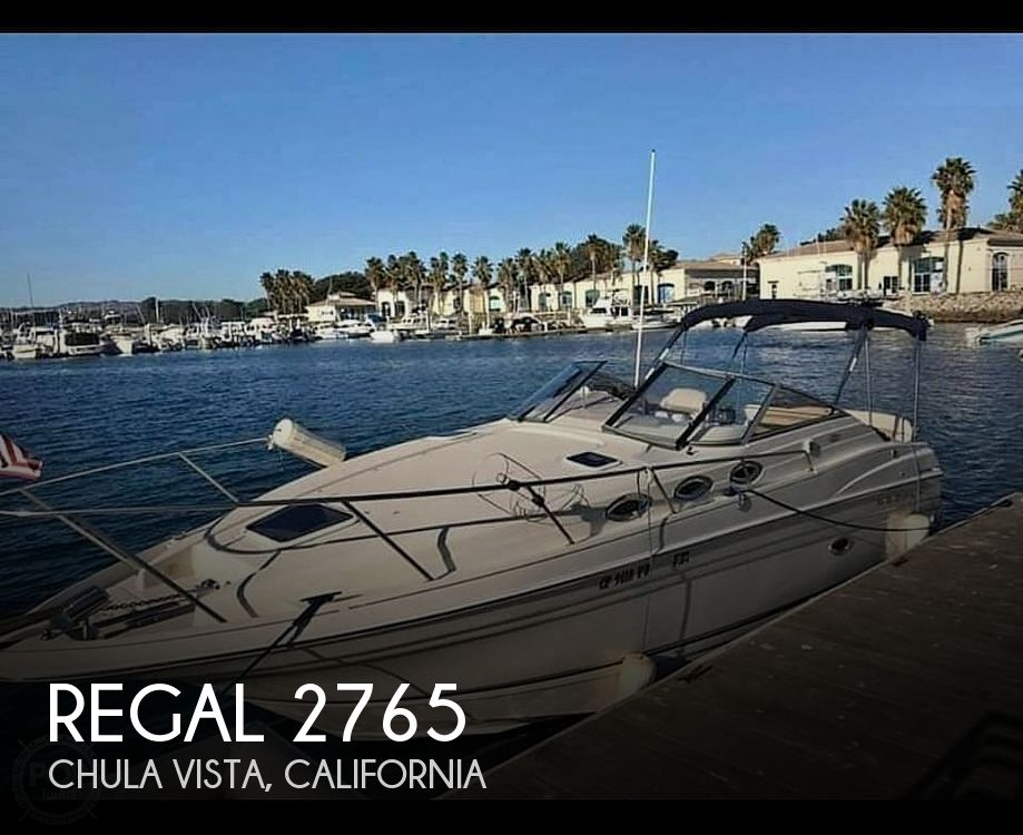 Used Regal 2765 Commodore Boats For Sale by owner | 2001 Regal 2765 Commodore