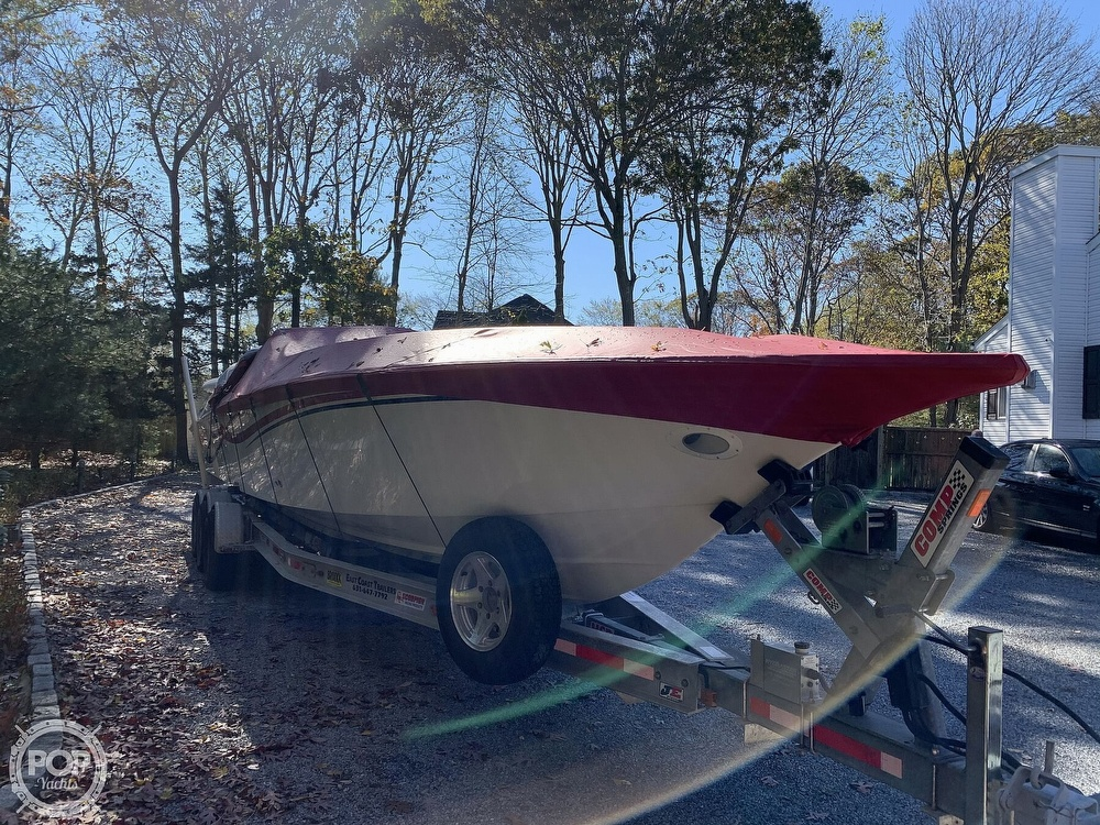 2005 Fountain boat for sale, model of the boat is 35 Executioner & Image # 4 of 41