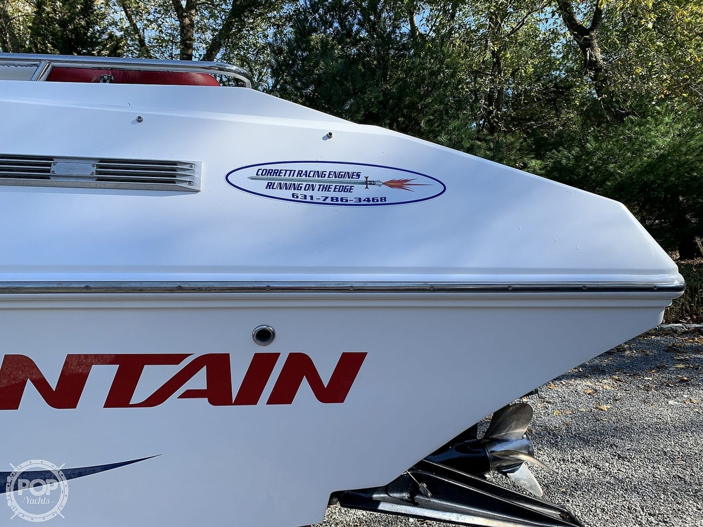2005 Fountain boat for sale, model of the boat is 35 Executioner & Image # 5 of 41