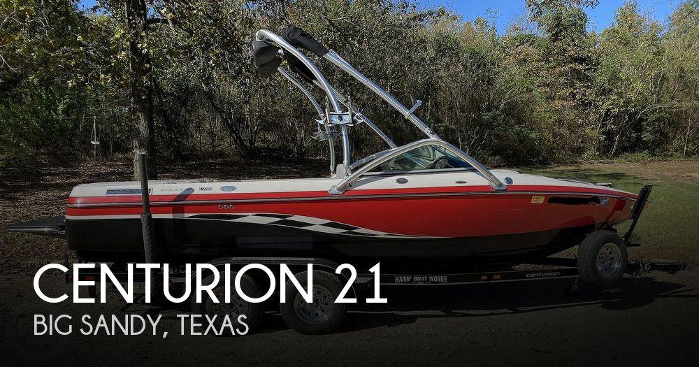 2007 Centurion boat for sale, model of the boat is 21 Elite V C4 & Image # 1 of 40