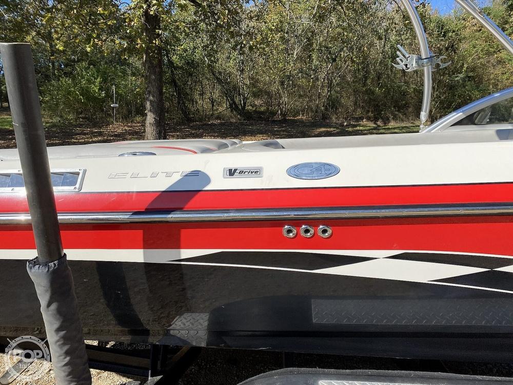 2007 Centurion boat for sale, model of the boat is 21 Elite V C4 & Image # 38 of 40