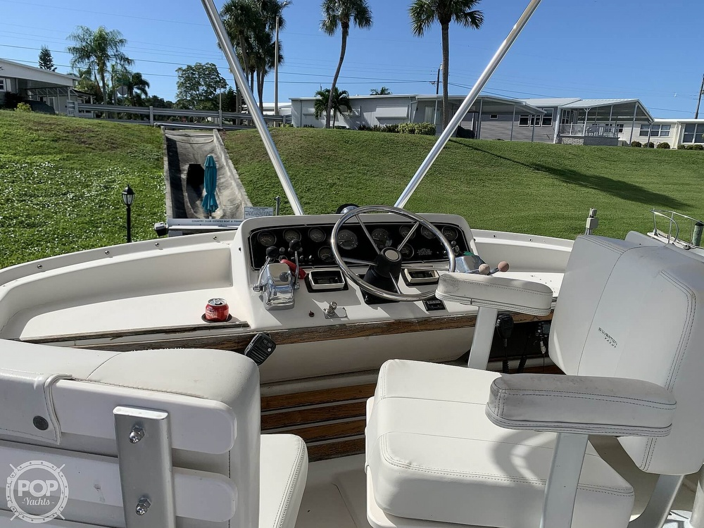 1986 Silverton boat for sale, model of the boat is 34 C & Image # 39 of 40