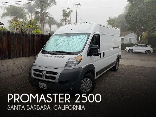 2014 Ram Promaster 2500