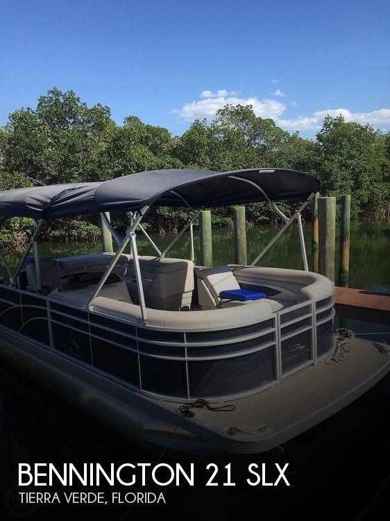 Used Bennington Boats For Sale in Florida by owner | 2019 Bennington 21 SLX